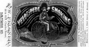 011206 Smoking Bicycle Large